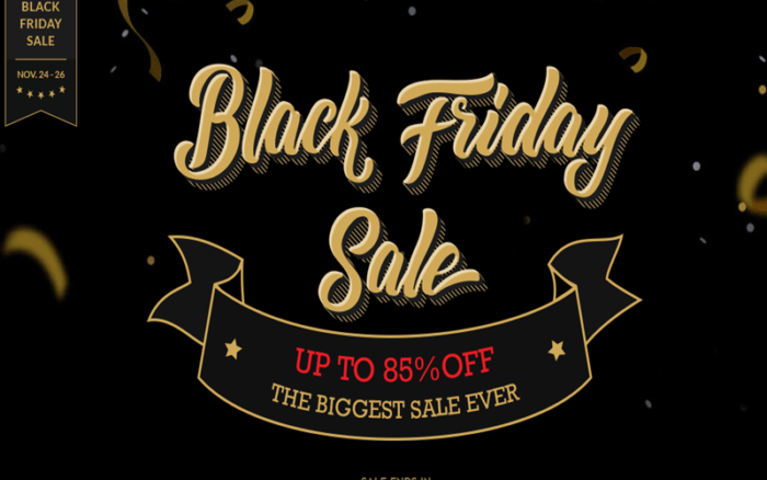 OFERTAS DA BLACK FRIDAY NA ROSEGAL