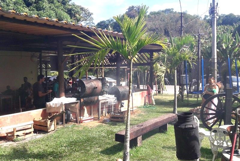 Restaurante kafundó