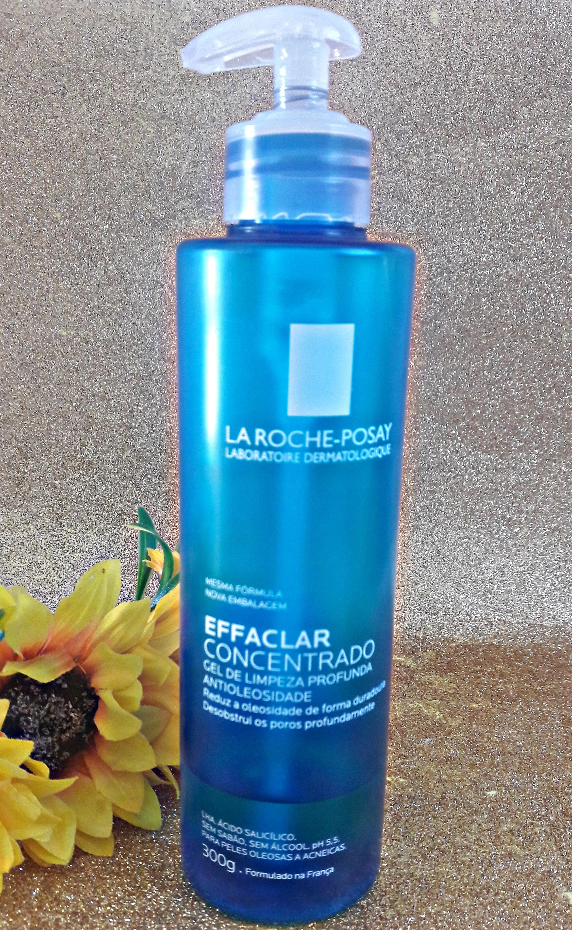 Gel de Limpeza profunda Effaclar La Roche-Posay