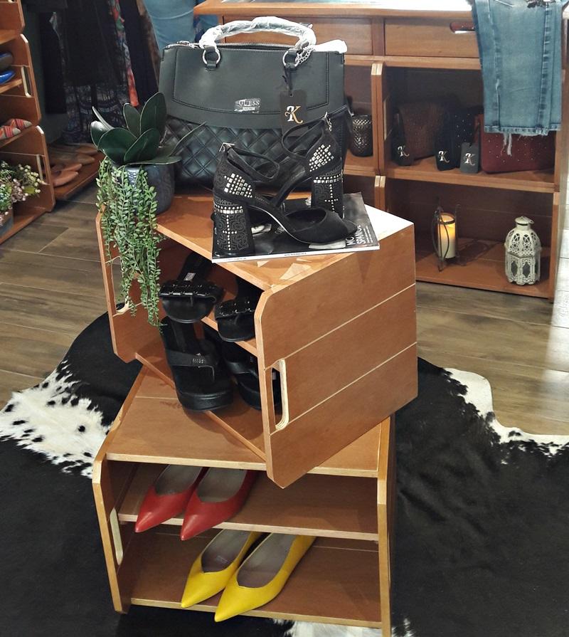 Inauguração da loja Kimarca Brechic e outlet