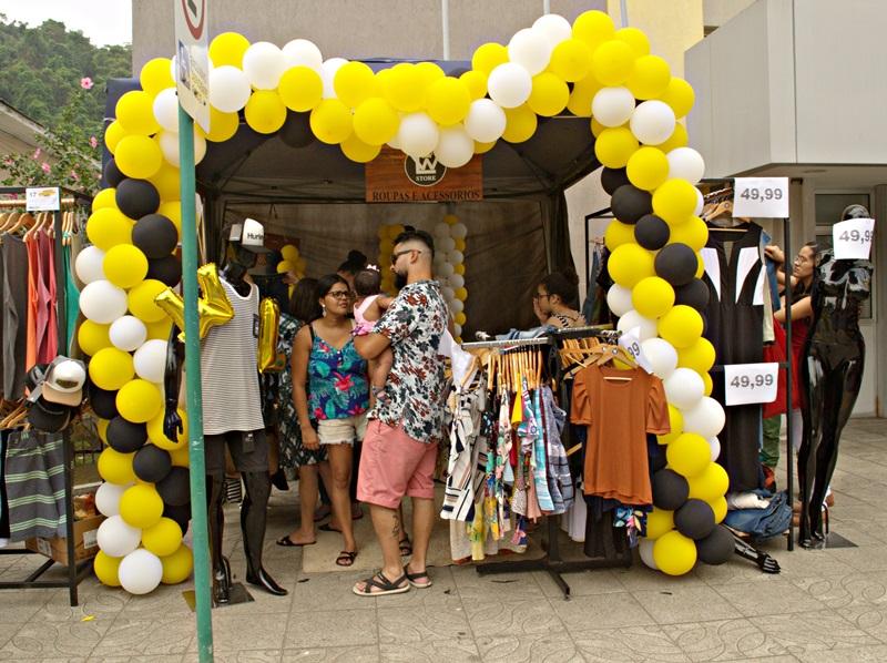 3º Shopping a céu aberto em Piraí RJ