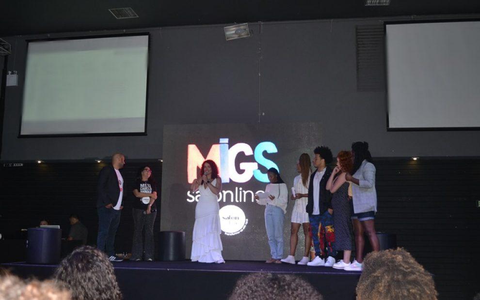 Encontrão Migs Salon Line em São Paulo