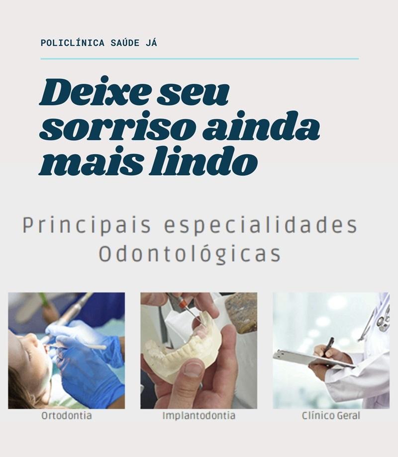 Dentes saudáveis e bonitos com a Ortodontia Popular no RJ