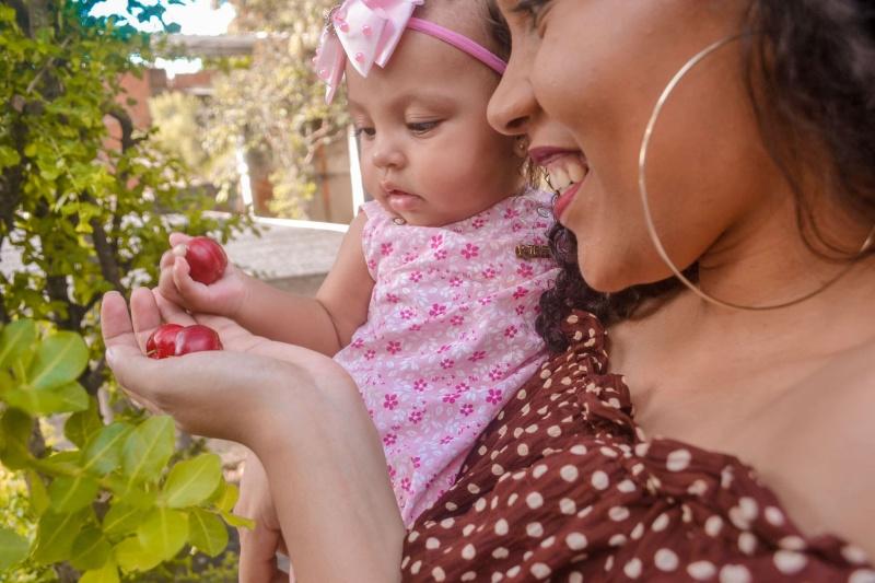 Introdução alimentar participativa